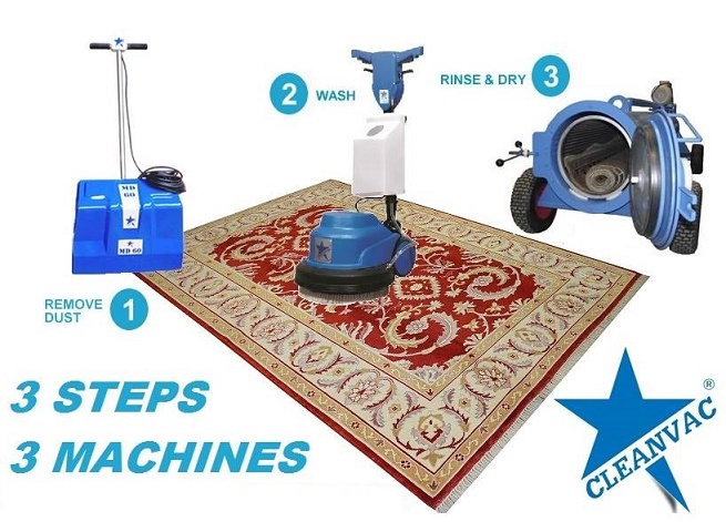Basic Rug Cleaning Equipment