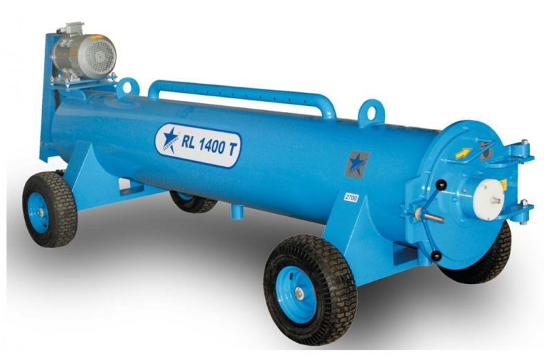 Rl 1400 T 420 Carpet Wringer Centrifuge Rug Centrifuge