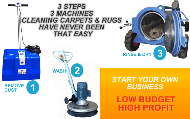 Rug And Carpet Cleaning Business Start Up Package Rug Centrifuge